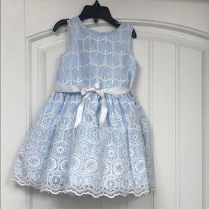Beautiful toddler girl dress